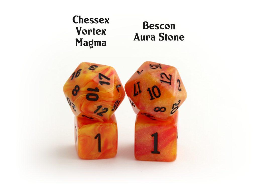 Vortex Magma & Aura Stone