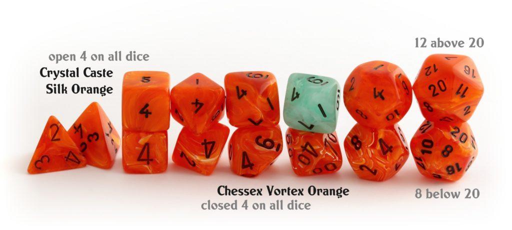 Vortex Orange & Silk Orange