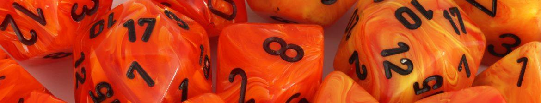 Vortex Orange & Vortex Magma